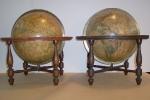 Старинные глобусы