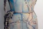 Карта-платье