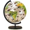 Глобус мир Динозавров