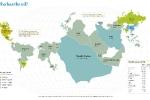 "Карта ""Запасы нефти"""