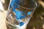 Карта на стакане