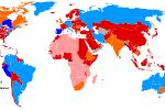 Карта - Канабис и мир