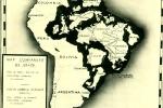 Карта - Европа в Бразилии