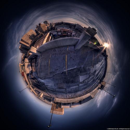 Polar planet