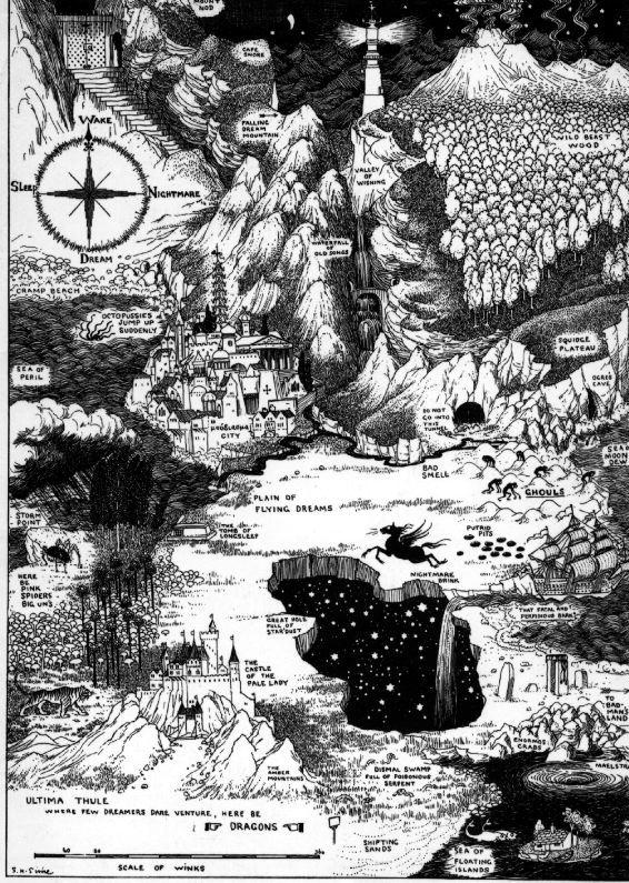 Неизвестная карта