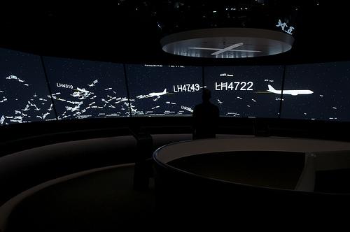 Контроль полетов в реальном времени