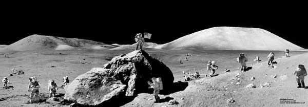 Все на Луну