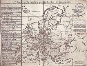 Самая старая географическая игра