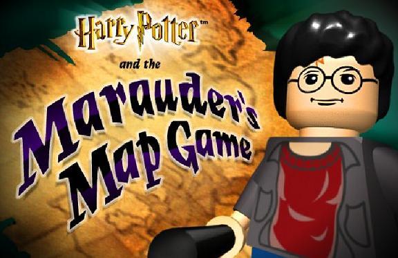 Гарри Поттер и карта мародеров
