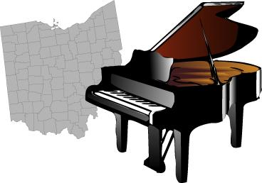 Музыкальная карта