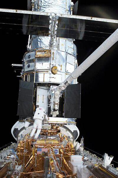 Ремонт телескопа Хаббл