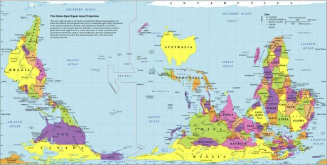 Перевернутая карта