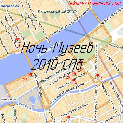 Ночь Музеев 2010