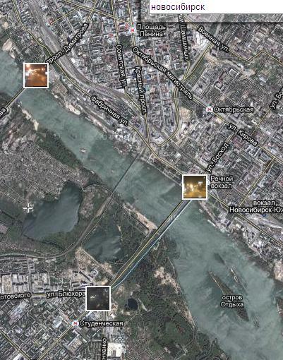 как посмотреть улицы городов в реальном времени - фото 9