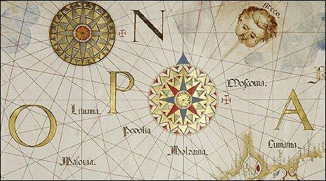 Величественные карты