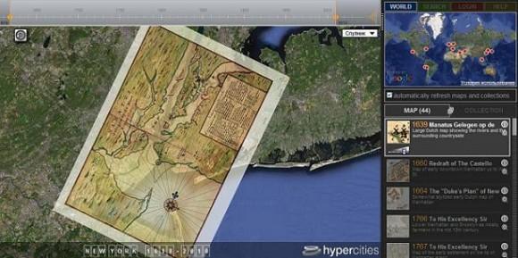 карты Нью-Йорка