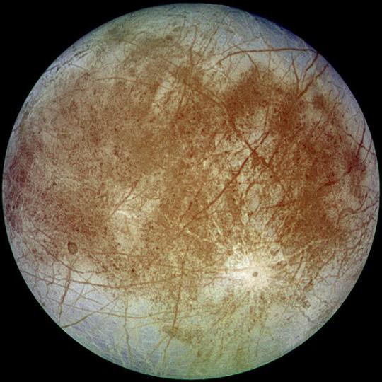 Европа-спутник Юпитера