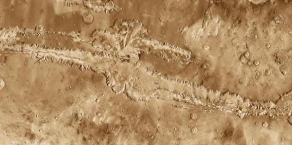Марс-поверхность