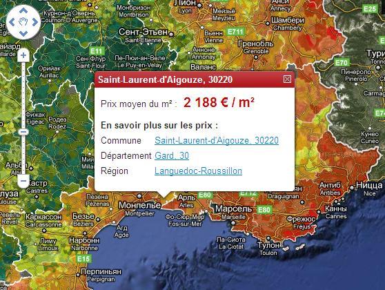 Франция-недвижимость