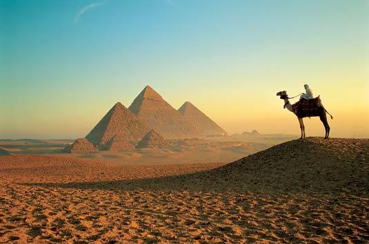 Египет-карта курортов