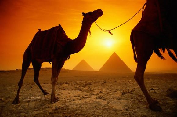 Египет-пирамиды