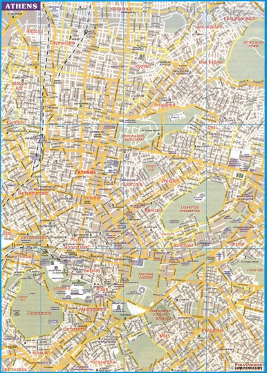 Карта-Афин
