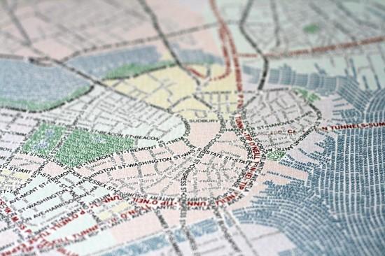 Карты из слов