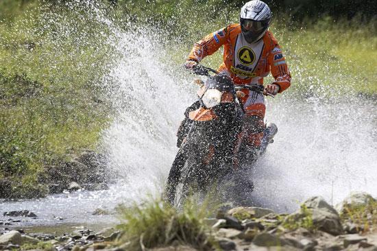 Мотоцикл-Эндуро