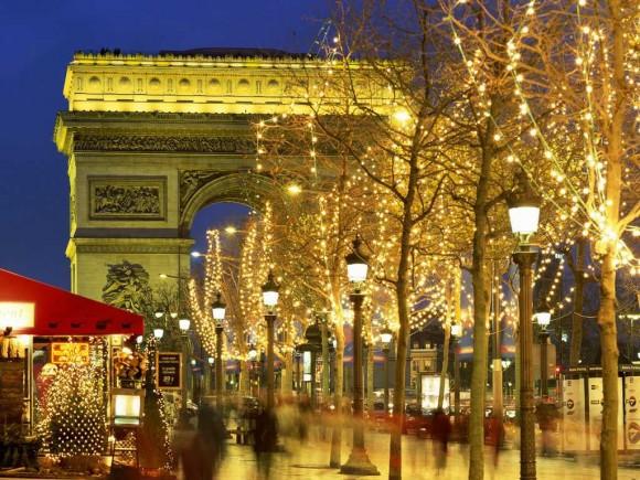 Париж-Франция