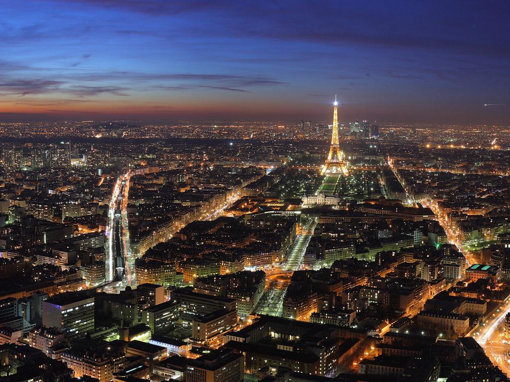 Париж что посмотреть где побывать