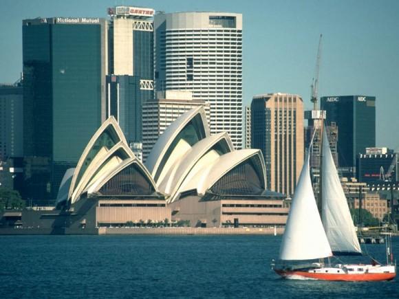 Сидней-Австралия