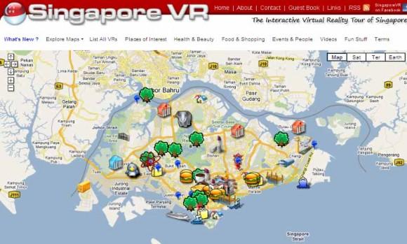 Сингапур-панорамы
