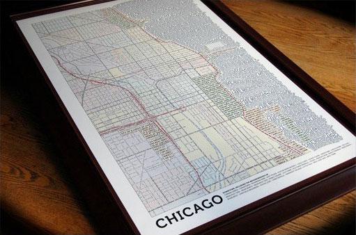 Типографические карты