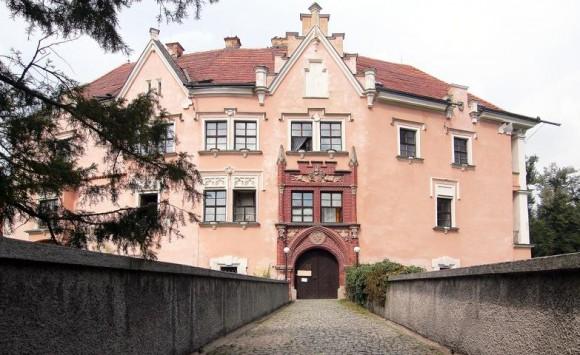 Замок Врхотовы-Яновице