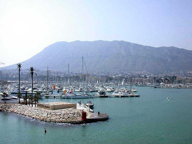 Испания аликанте карта побережья затока