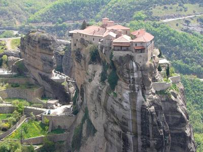 Греция-горы