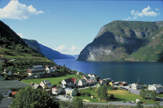 Норвегия-фиорды