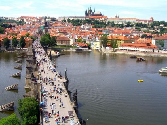 Прага-панорама