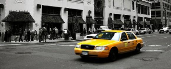 Такси-карта маршрутов