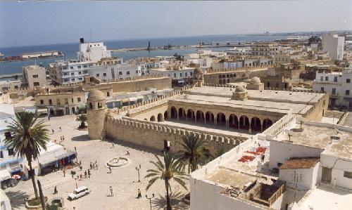 африка тунис фото