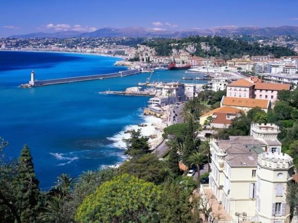Франция-побережье