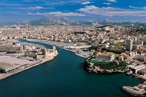 Город Марсель