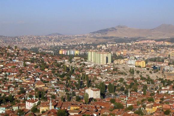 Анкара панорама