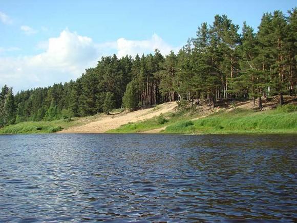 База отдыха Высокий берег Беларусь