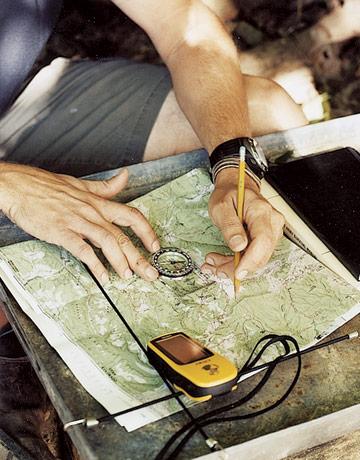 Карта-попутчик