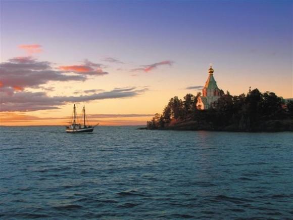 Остров Валаам фото