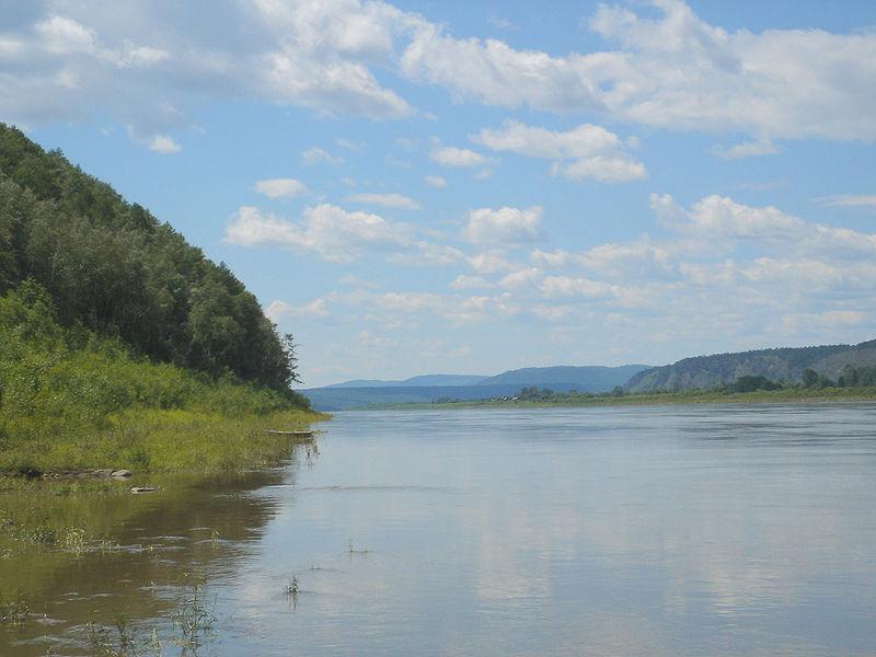 Амур – дальневосточная река ее