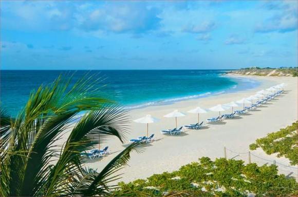 Ангилья пляж