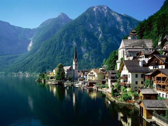 Курорты Австрии