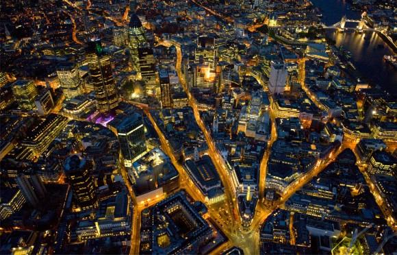 Лондон - город королей